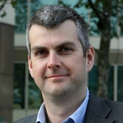 Martin Brookes, CEO of New Philanthropy Capital